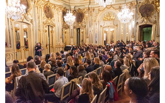 Cérémonie Women In Tech Global Awards 2019, Palacio da Foz